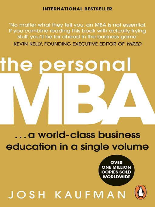 The Personal MBA (eBook): A World-Class Business Education in a Single Volume